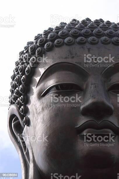 Foto de Estátua Do Buda Em Hong Kong e mais fotos de stock de Buda