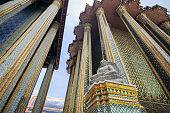 Buddha statue in Wat Pho