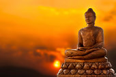istock Buddha Statue 485020819
