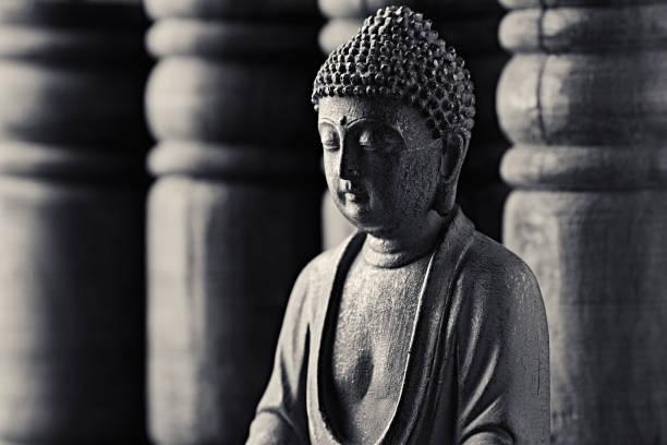 boeddhabeeld - buddha stockfoto's en -beelden