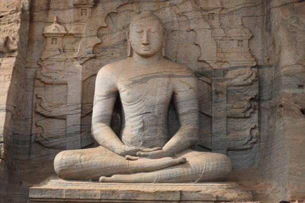 Buddha-statue – Foto