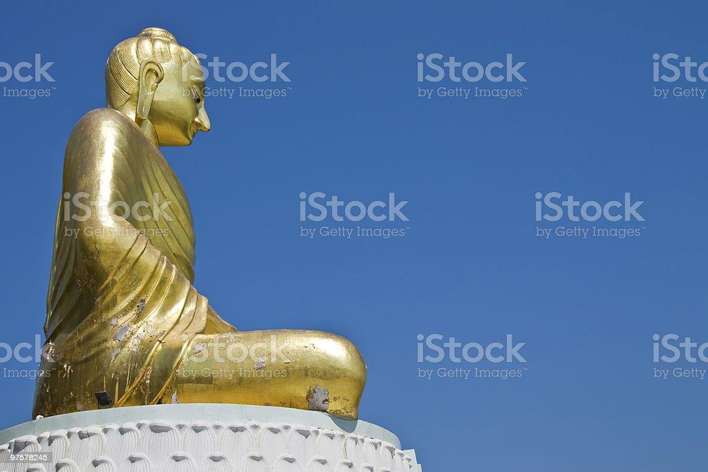 Buddha-statue - Lizenzfrei Asiatisch Stock-Foto