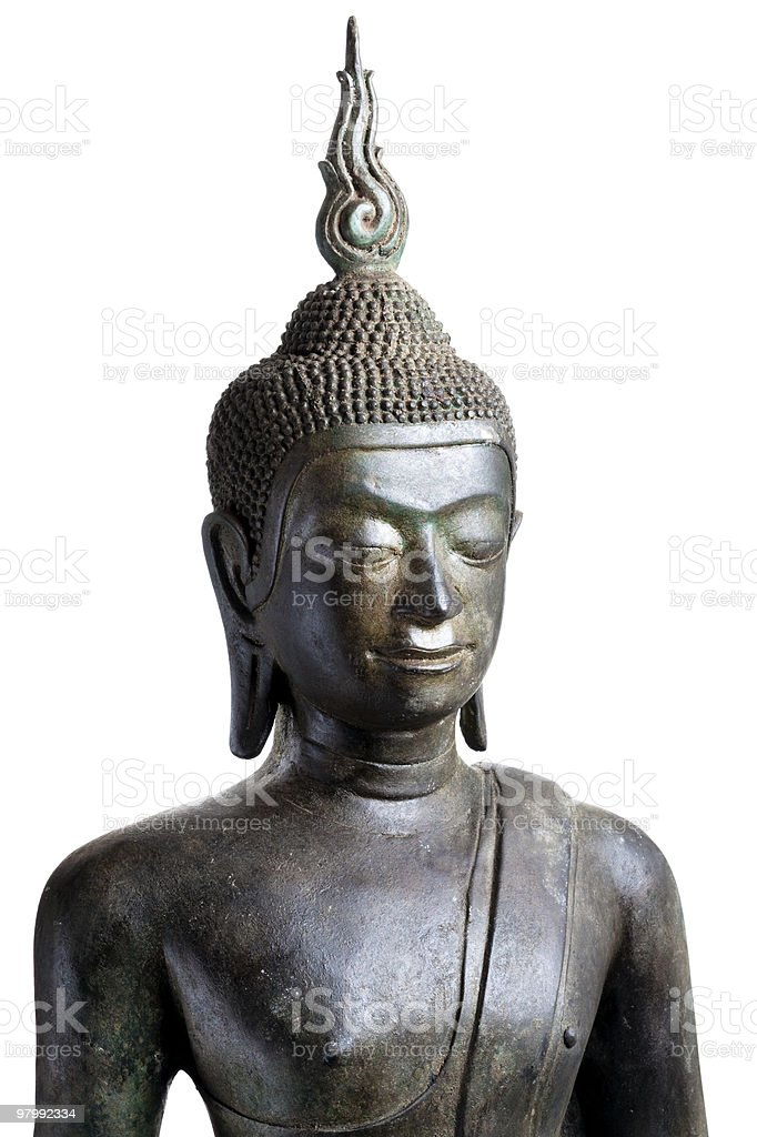 Buddha statue royalty-free stock photo