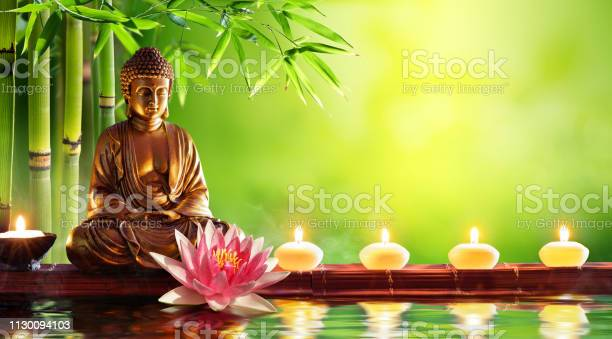 Buddha statue with candles in natural background picture id1130094103?b=1&k=6&m=1130094103&s=612x612&h=3w9pixpjge6gtikhtguxeu0l02 i1cxc8msqy0sshio=