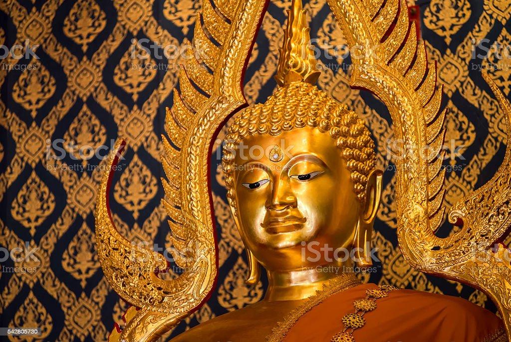 Buddha statue,Thailand stock photo