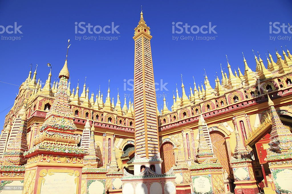 Buddha temple royalty-free stock photo
