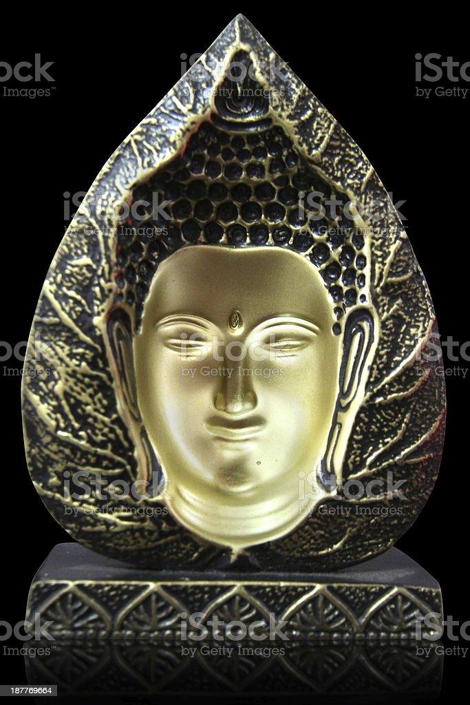 Buddha VietNamese stock photo
