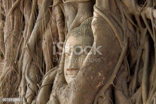 BuddhaheadAyutthaya