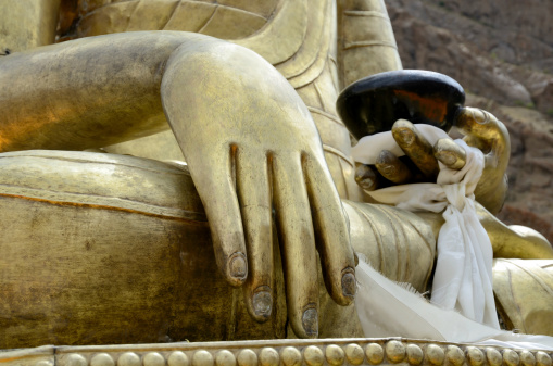 Buddhas Hand Stock Photo - Download Image Now