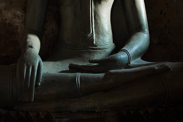 Buddha's Hands stock photo