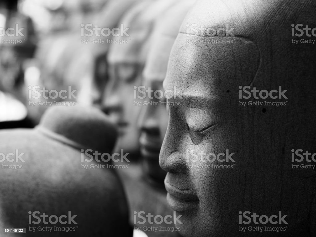 Buddhas royalty-free stock photo
