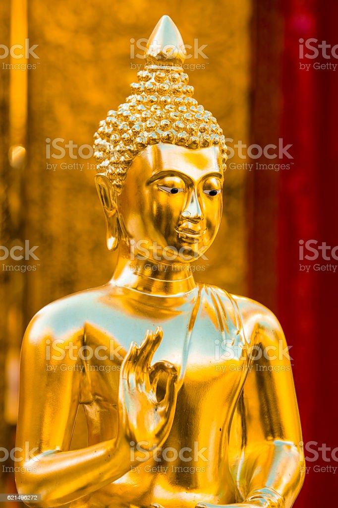BuddhaStatue Lizenzfreies stock-foto
