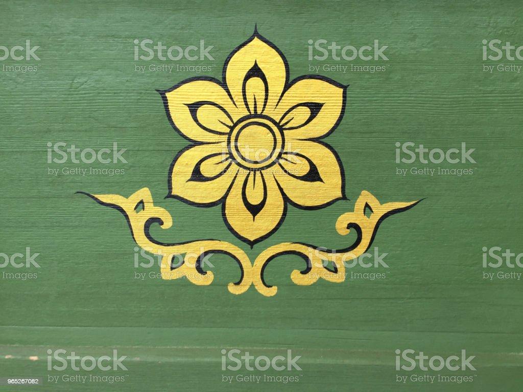 buddhism pattern zbiór zdjęć royalty-free