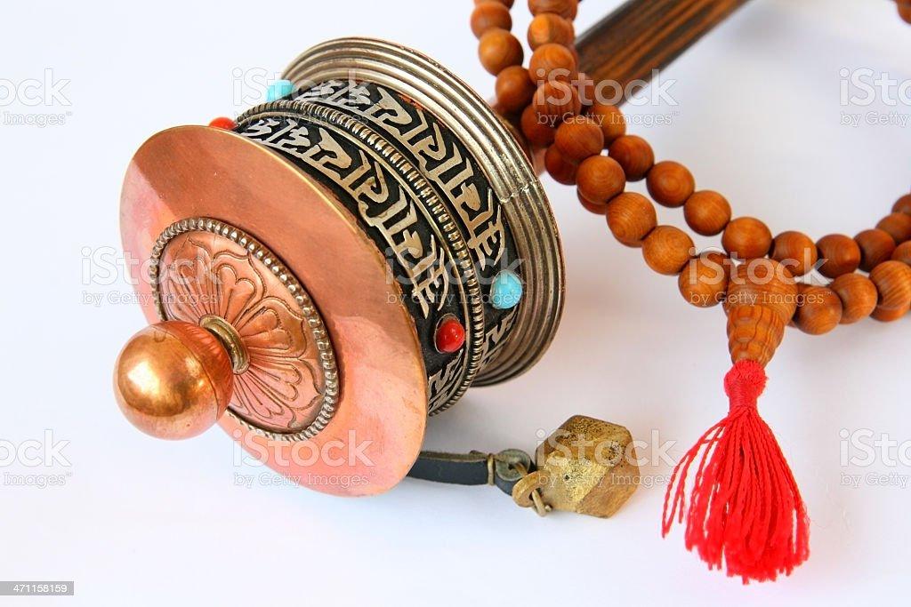 Buddhism royalty-free stock photo