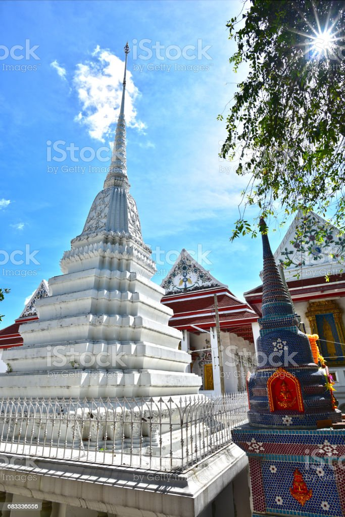 Buddhism stupa photo libre de droits