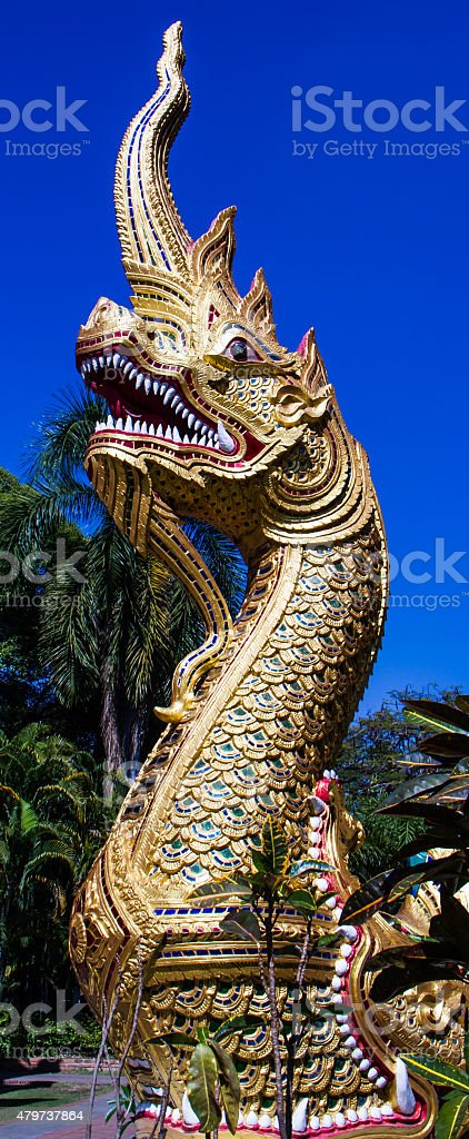 Buddhist art . stock photo