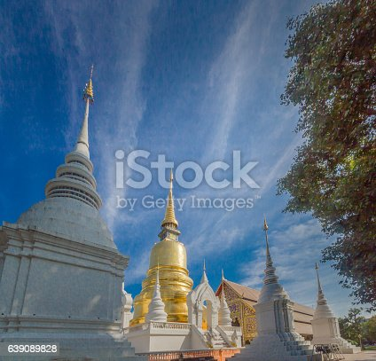 istock Buddhist Temples in Thailand 639089828