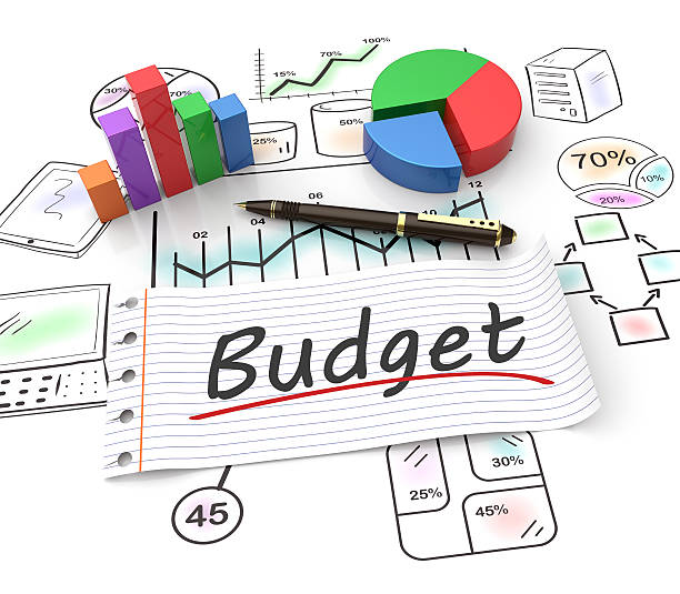 budget concept - home finances stock pictures, royalty-free photos & images