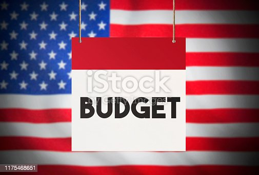 1170746979istockphoto Budget Day in America Stock Image 1175468651