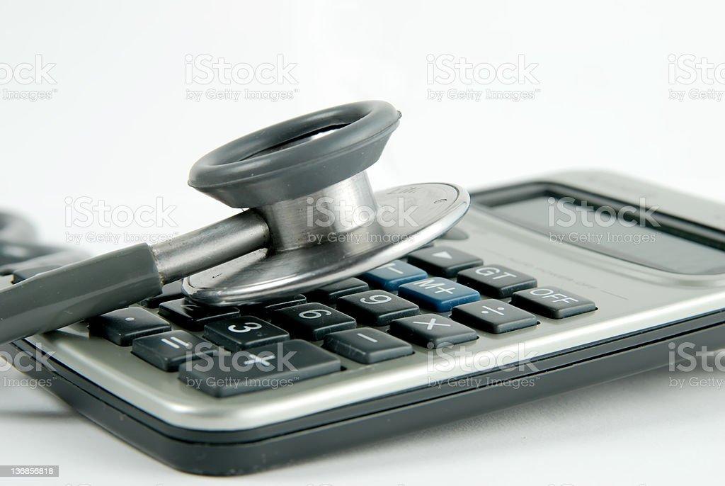 budget doccotr stock photo