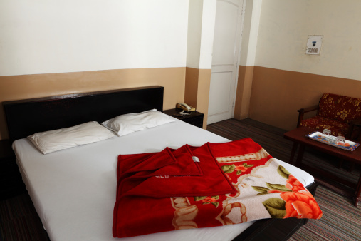 Budget Double Bed Hotel Room