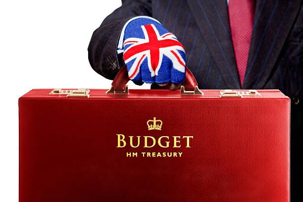 Budget für UK Treasury – Foto