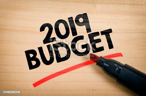 istock Budget 1046006206