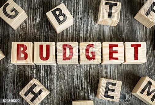 istock Budget 694845322