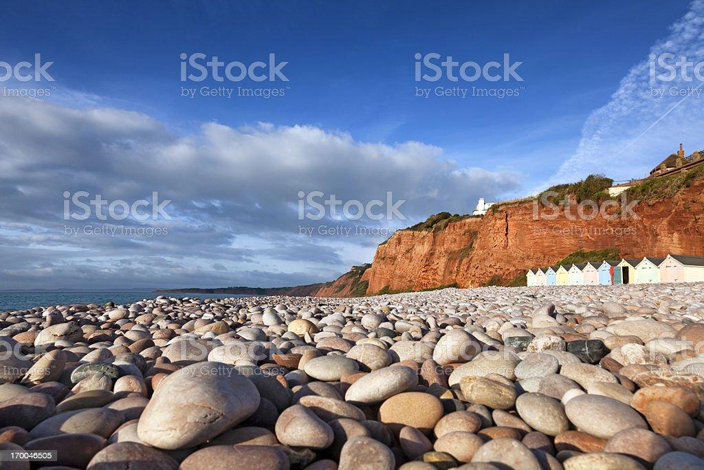 Budleigh, Devon stock photo