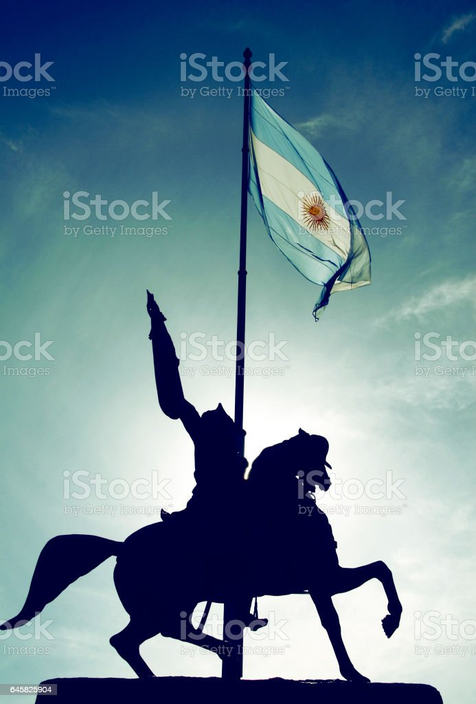 Buenos Aires, Argentina stock photo