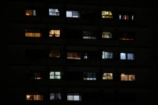 Buenos Aires bei Nacht – Foto