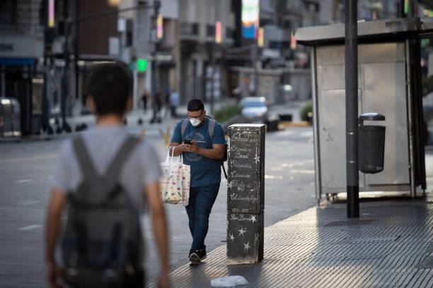 Einwohner der Stadt Buenos Aires – Foto