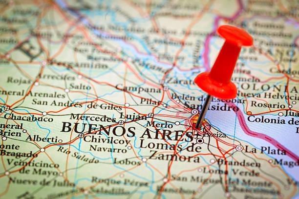 Stadtplan Buenos Aires – Foto