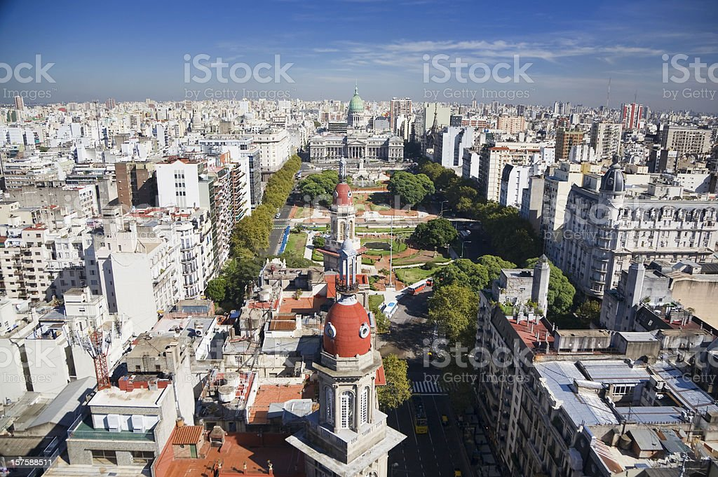 Buenos Aires stock photo