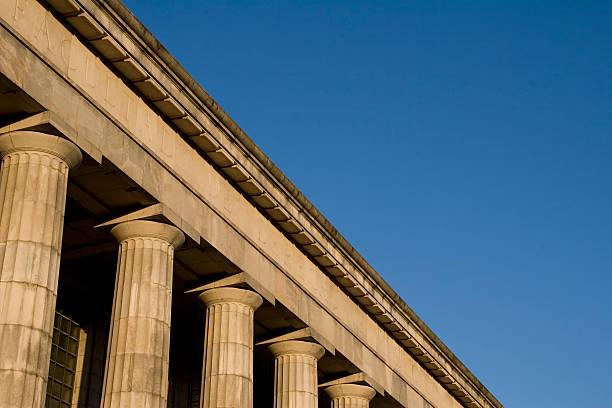 la universidad de buenos aires - biblioteca de derecho fotografías e imágenes de stock