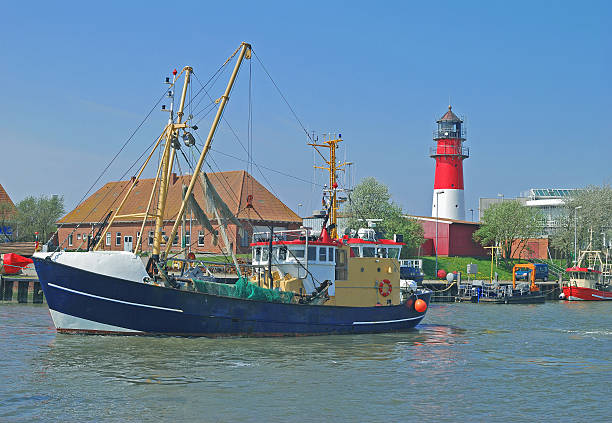 Buesum, german North Sea, Deutschland – Foto