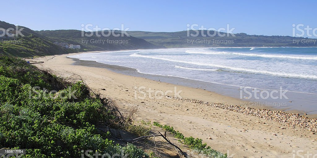 Buffalo Bay Coastline South Africa stock photo