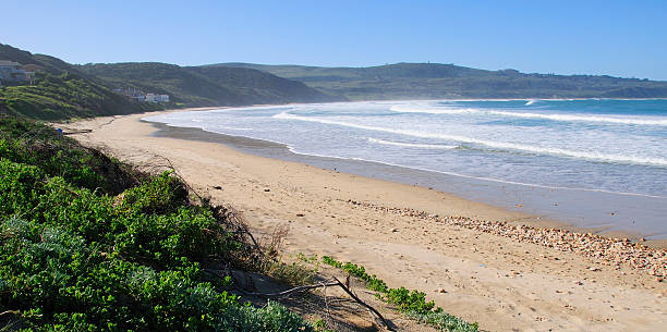 Buffalo Bay Coastline South Africa stock photo