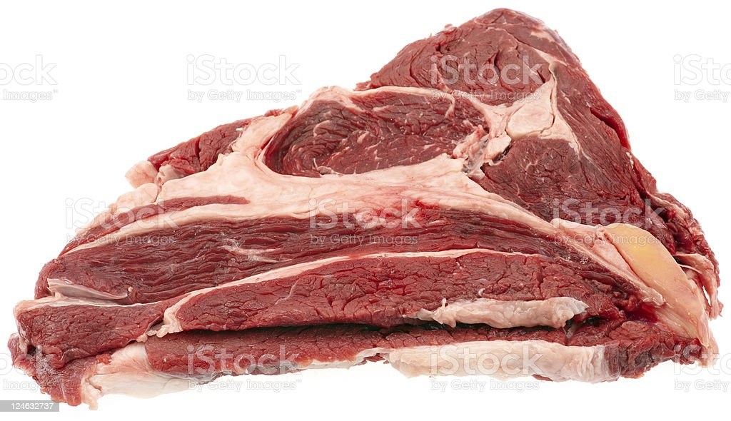 buffalo meat stock photo