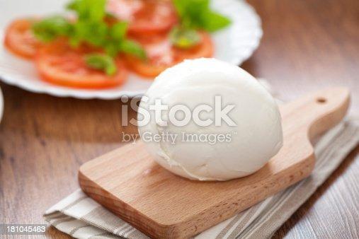 istock Buffalo mozzarella 181045463