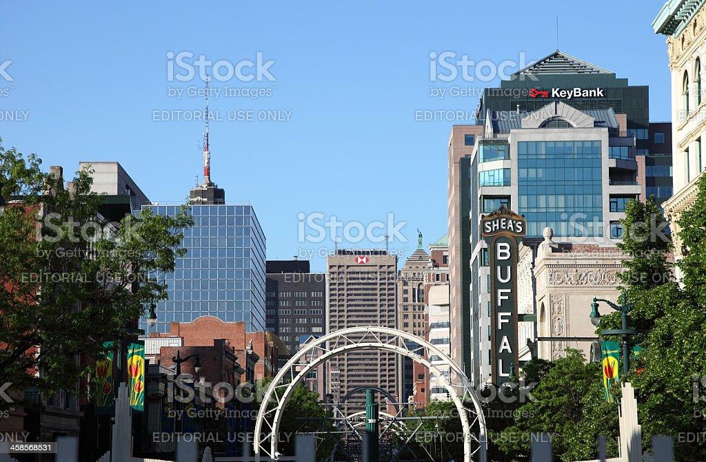 Buffalo, New York stock photo