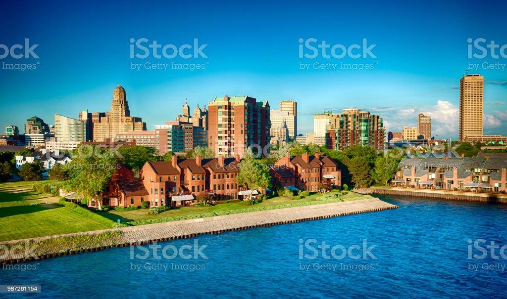 Buffalo, New York, USA stock photo