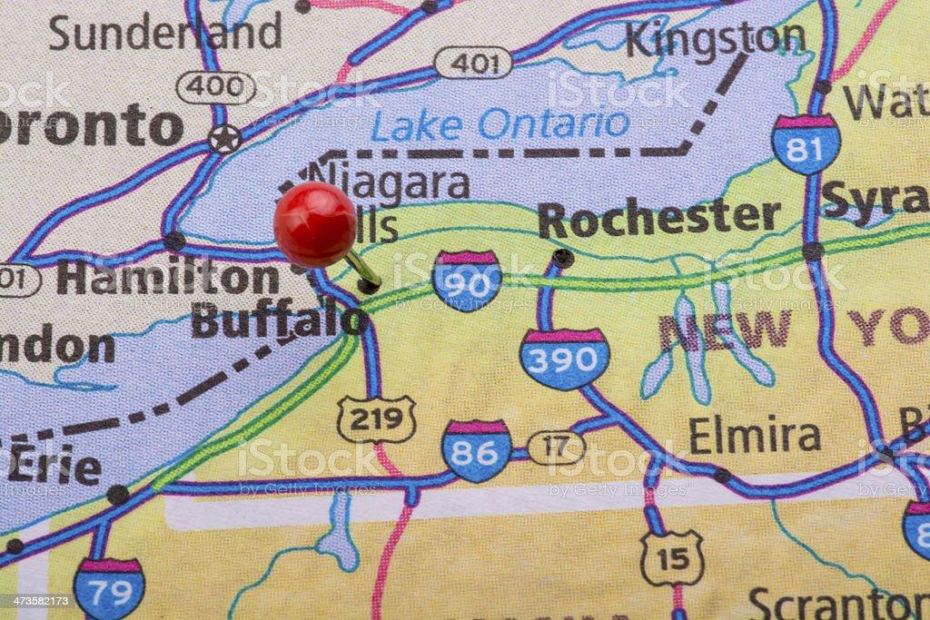 Buffalo Ny Map Pin Stock Photo - Download Image Now - iStock on map norfolk va, new york city, map los angeles ca, map brunswick me, map wilmington de, map evansville in, map phoenix az, map atlanta ga, buffalo bills, map charleston sc, map new york medical college, map of buffalo metro area, kansas city, map cleveland oh, map of new york, map clearwater fl, niagara falls, map york pa, map washington dc, map niagara on the lake, map atlantic city nj, map cincinnati oh, new york, map bloomington il, map aurora co,