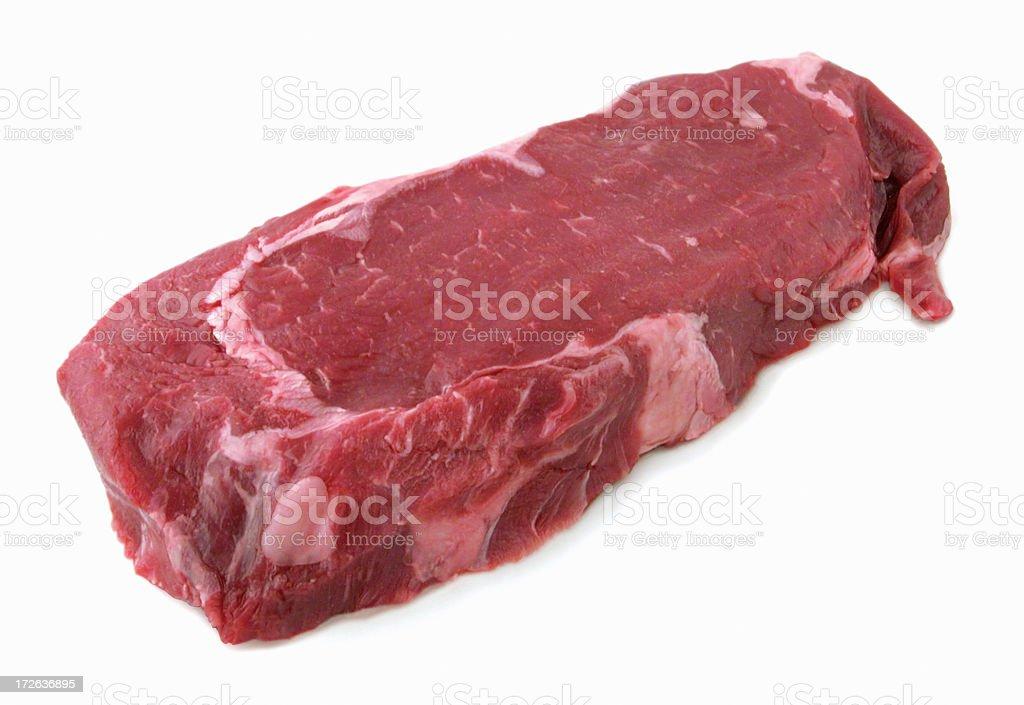 Buffalo Ribeye stock photo