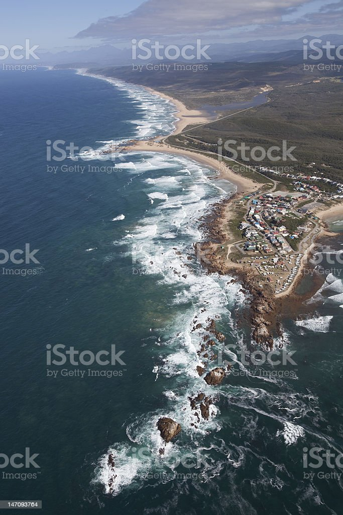 Buffelsbaai stock photo