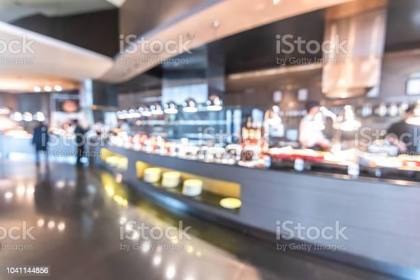 Buffet at hotel restaurant interior blur background with blurry open picture id1041144856?b=1&k=6&m=1041144856&s=612x612&h=ovlawkn3ht2hwxrcxekck nlblxupvbdqxoio5 dh 0=