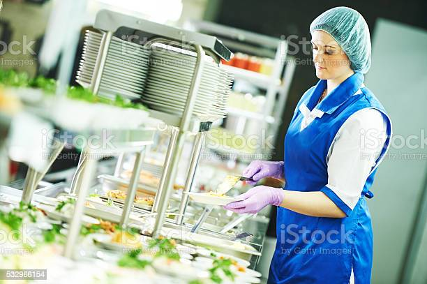 Buffet female worker servicing food in cafeteria picture id532966154?b=1&k=6&m=532966154&s=612x612&h=i2mfqq5kndq4vokcpcujx7vwvujo36jlcn1dz1c5n g=
