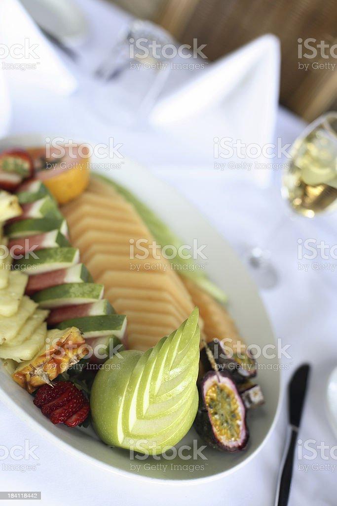 Buffet Food royalty-free stock photo