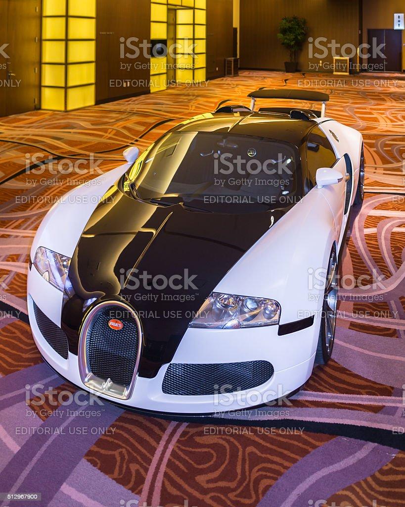 2016 Bugatti Veyron stock photo