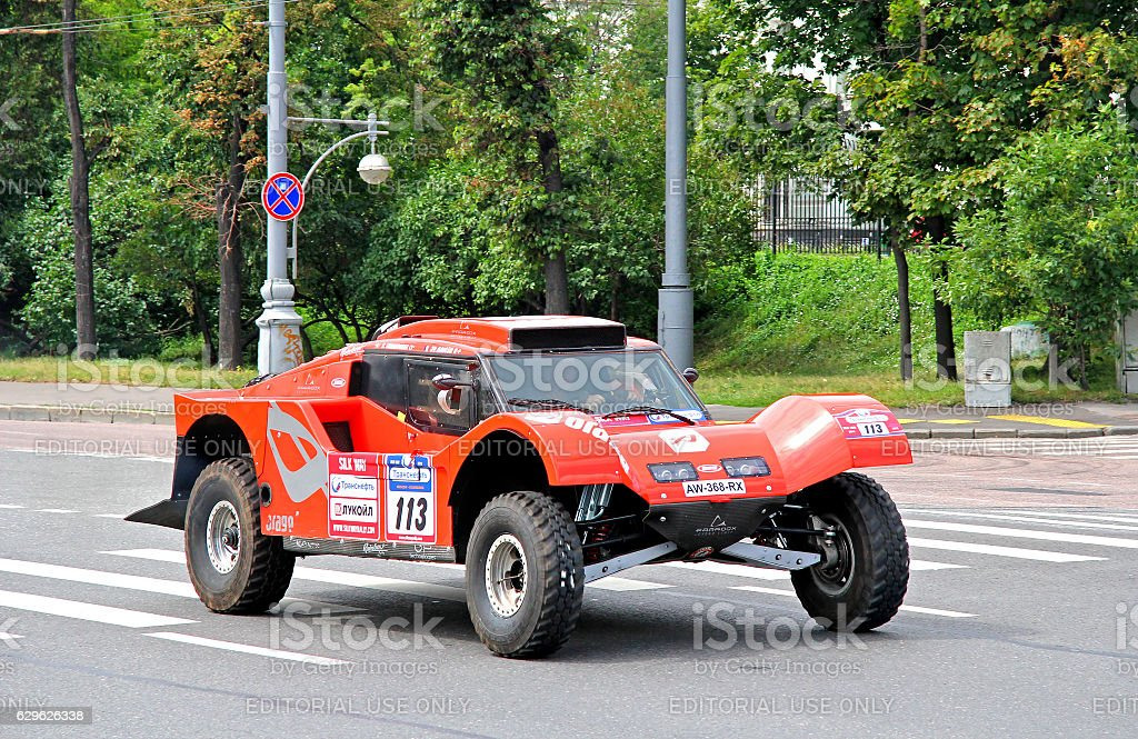 SMG Buggy stock photo